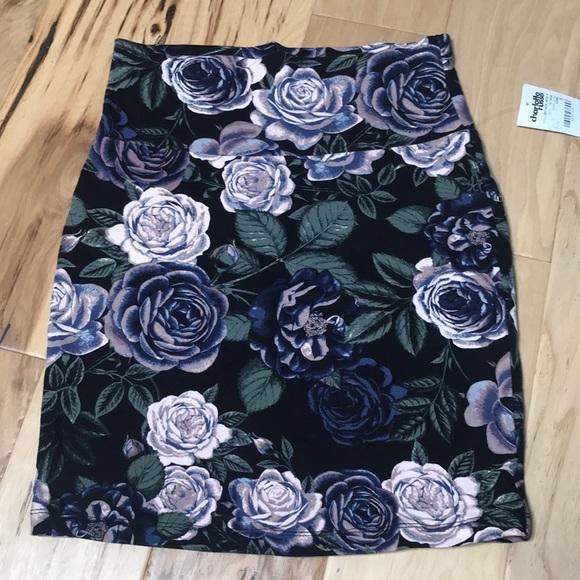 Charlotte Russe Dresses & Skirts - Charlotte Russe mini skirt Sz S NWT